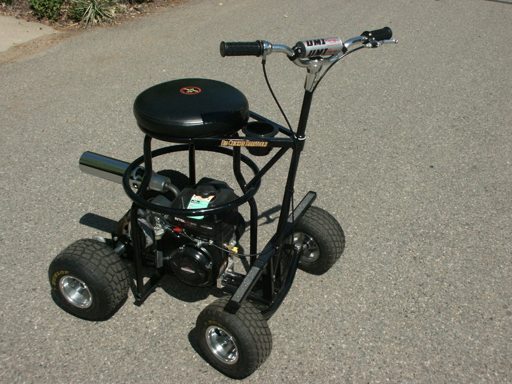 bar stool go kart for sale