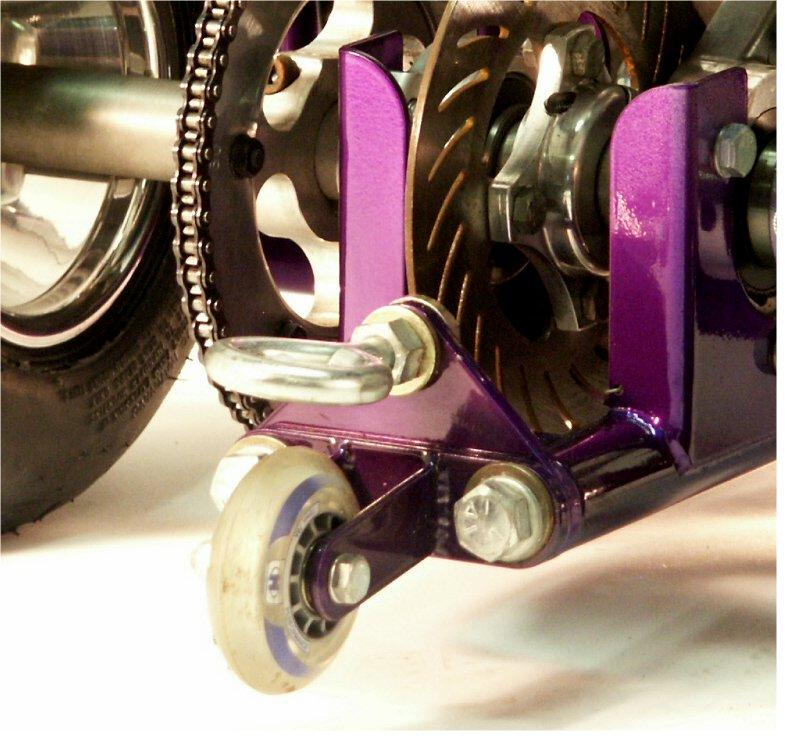 bar stool racer parts