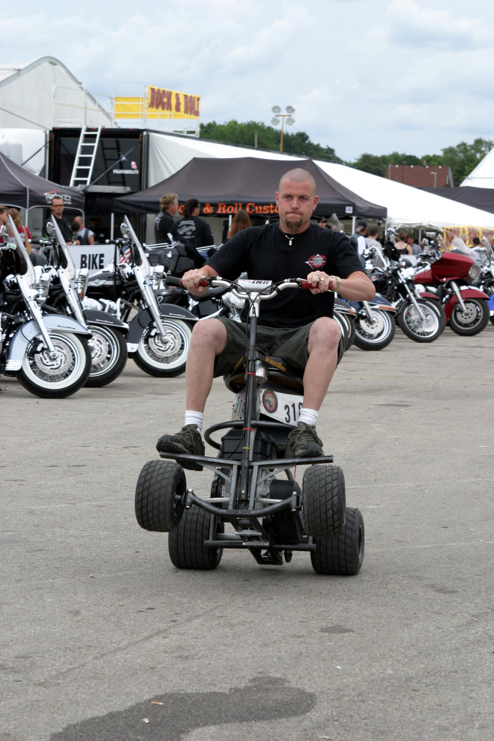 bar stool racer sturgis