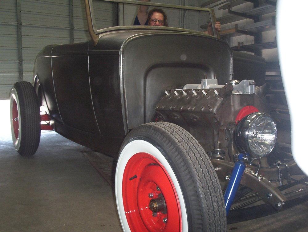 Flat head V12 Lincoln