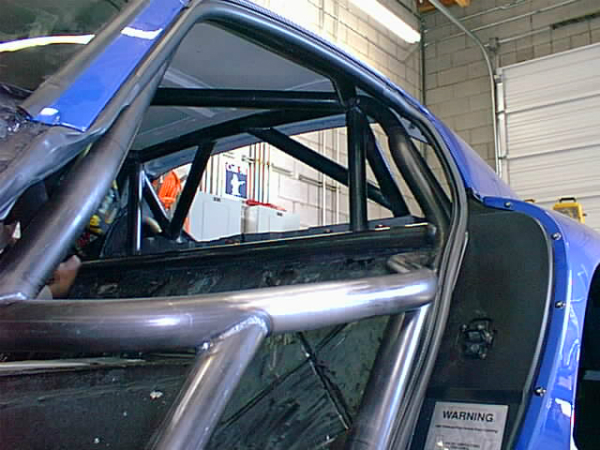 Viper competition roll cage