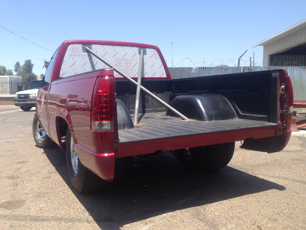 Pro Street Truck cage