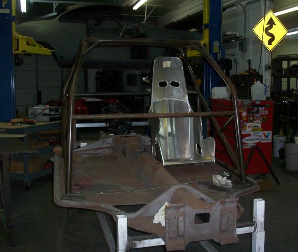 Roll cage fabrication Phoenix AZ