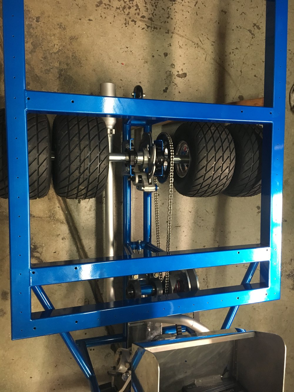 building a barstool racer