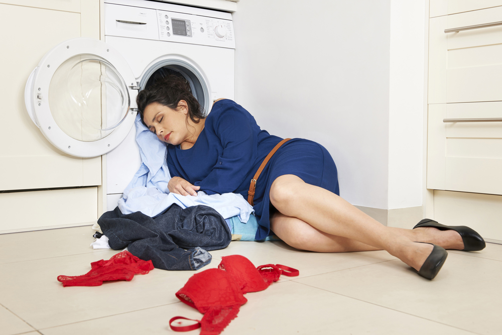 Shoot for ResMed 'Do it in bed' campaign 'Dirty Washing'.jpg