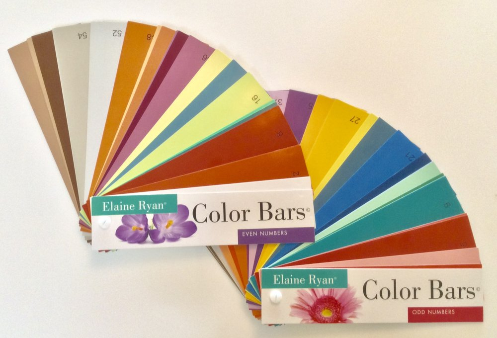 ELAINE RYAN® COLOR BARS $49.95