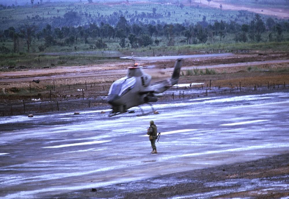 Dak To Airstrip, 1969