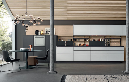 Kitchen Manufacturers Studio Como Modern Furniture and Custom