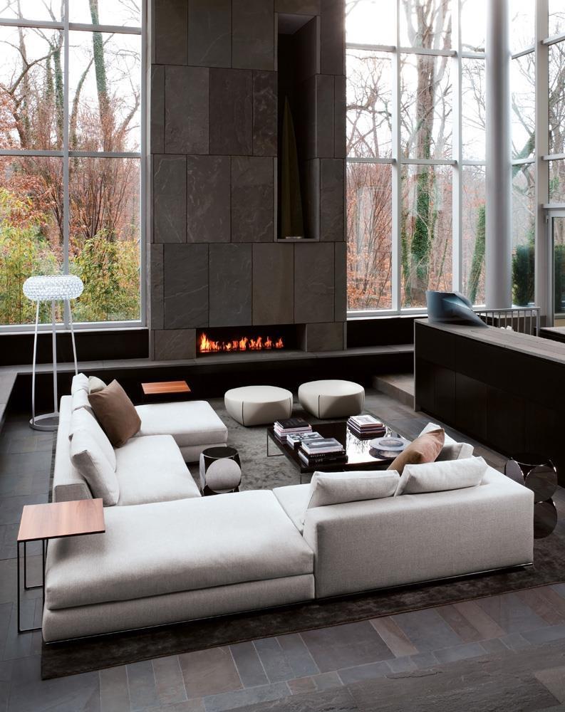 minotti inspiration colorado style studio como. Black Bedroom Furniture Sets. Home Design Ideas