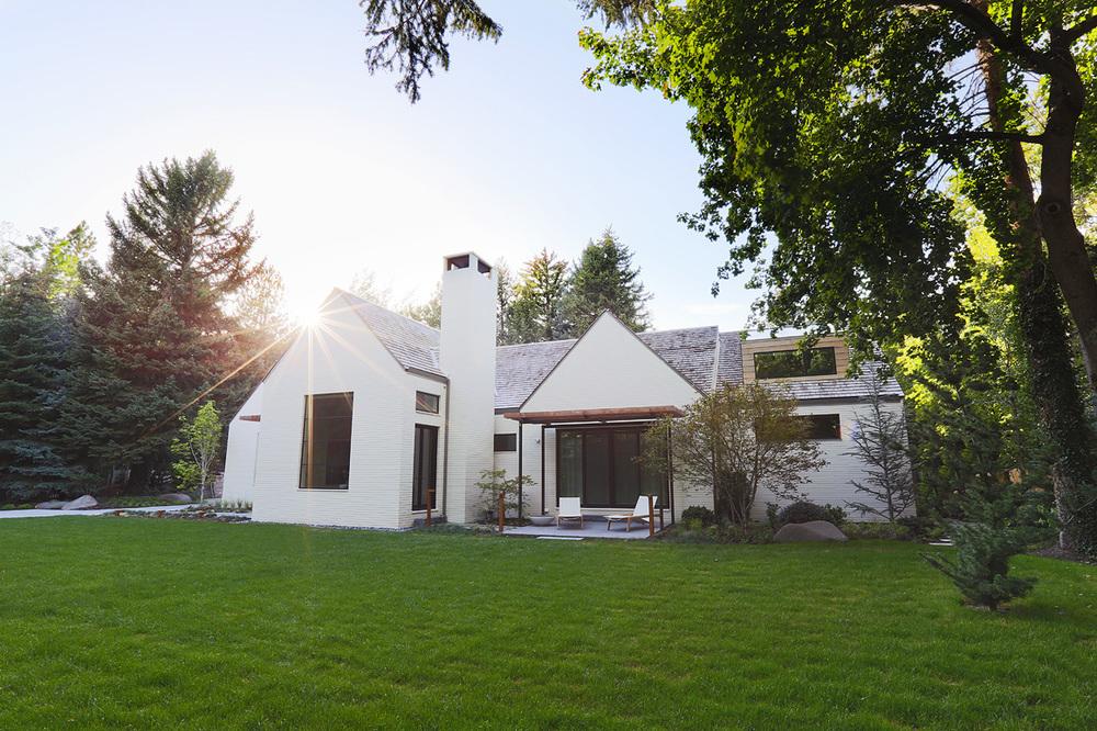 The Miller Residence In Salt Lake City Utah Studio Como Modern
