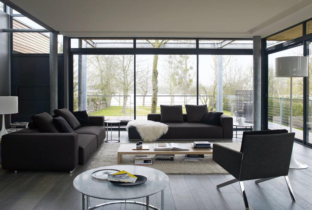 B&B Italia Inspiration - The House By The River — Studio Como ...