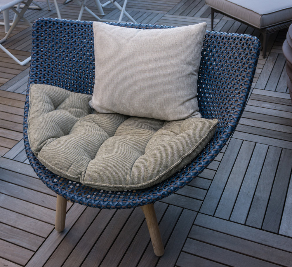 50% Off   Dedon Mbrace Lounge Chair