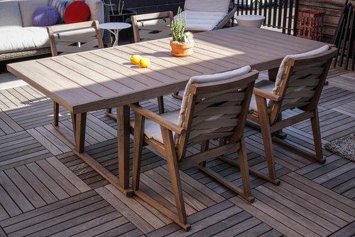 b b italia outdoor gio dining chair set of 4 studio como