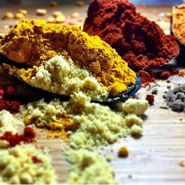 Spice up yo life  with some Ethiopian flavors 🔥. #tumeric #berbere #ethiopianfood #ethiopiancuisine #spices #cooking #ethiopia #habesha