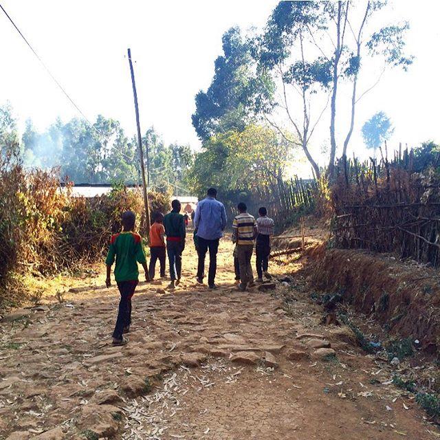 #TBT Missing the scenic walk through Mount Enoto, the highest peak overlooking #AddisAbaba #Ethiopia #inspiration #Africa #hornofAfrica #EastAfrica #ethiopianfood #ethiopiancuisine