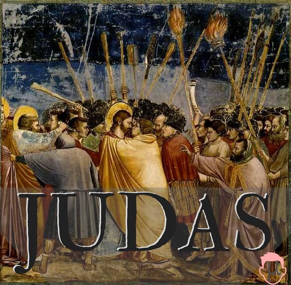 The Betrayal of Jesus, Giotto di Bondone, 1304