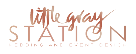 Little Gray Station | Wedding Styling & Hire | Brisbane | Gold Coast | Byron Bay