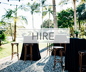 Little Gray Station Wedding Styling Hire Brisbane Gold Coast Byron Bay