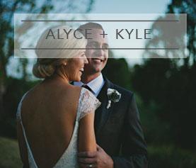 Alyce+Kyle