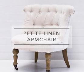 petite-linen-armchair