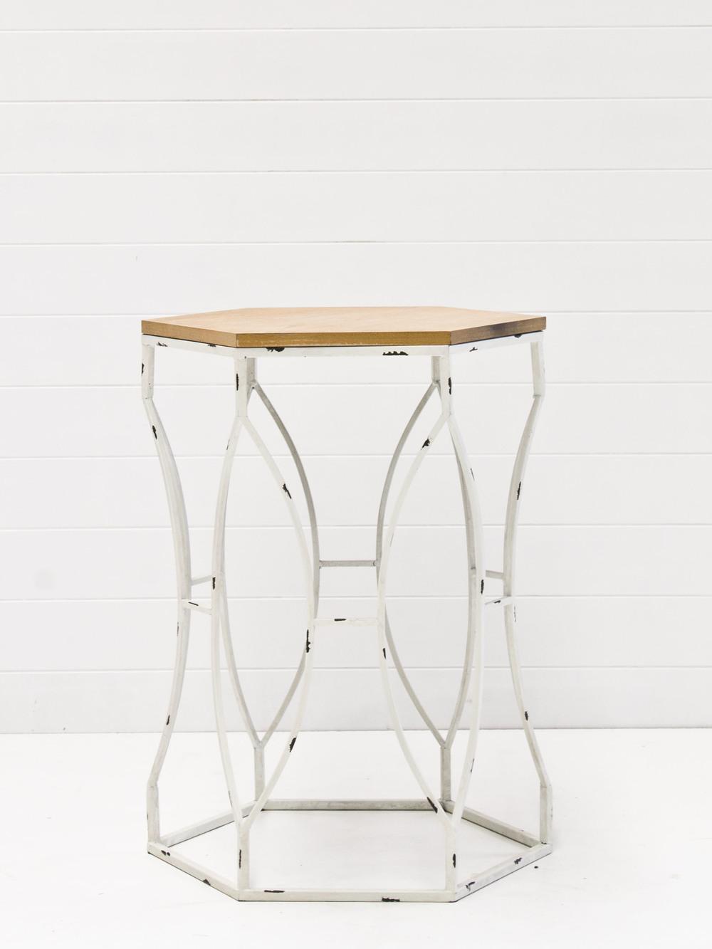 White shabbychic side table.jpg