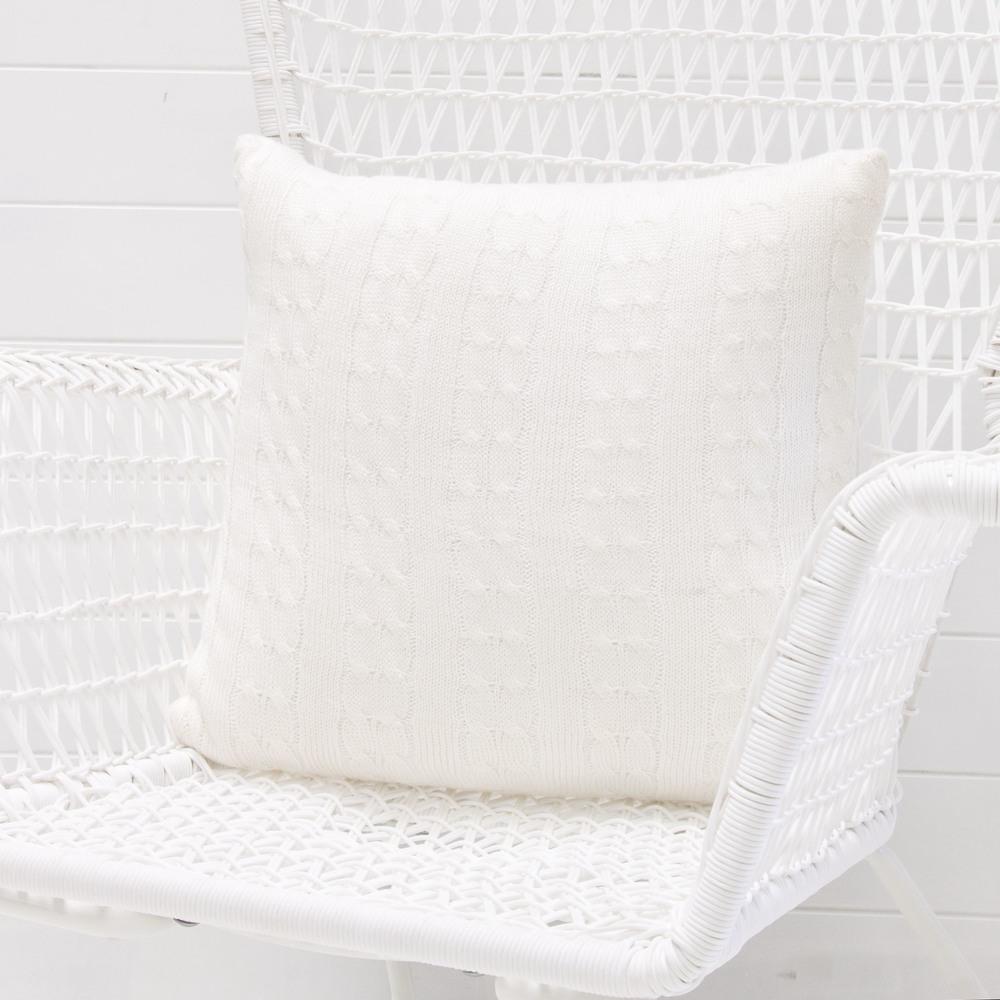 Knitted white cushion.jpg