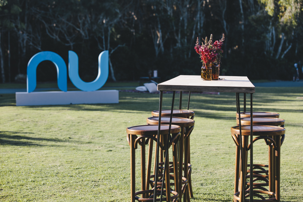 corporate event styling nu pure sunshine coast