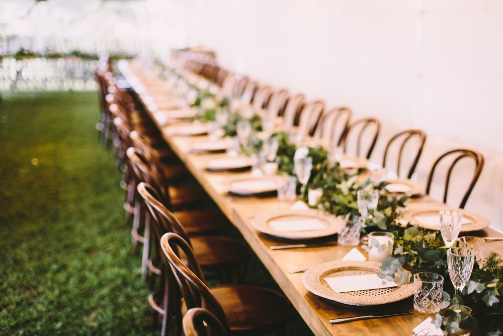 real garden wedding styled by little gray station gold coast