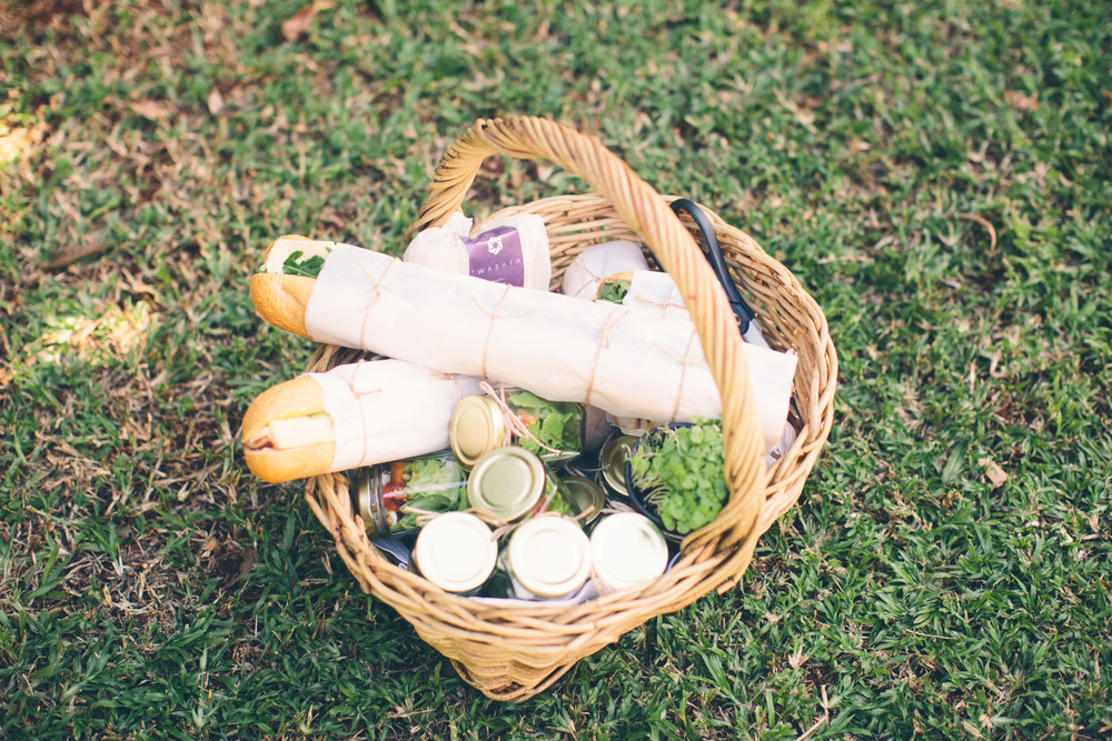 photo by white images styled by little gray station picnic wedding inspiration byron bay picnic by Your Gourmet