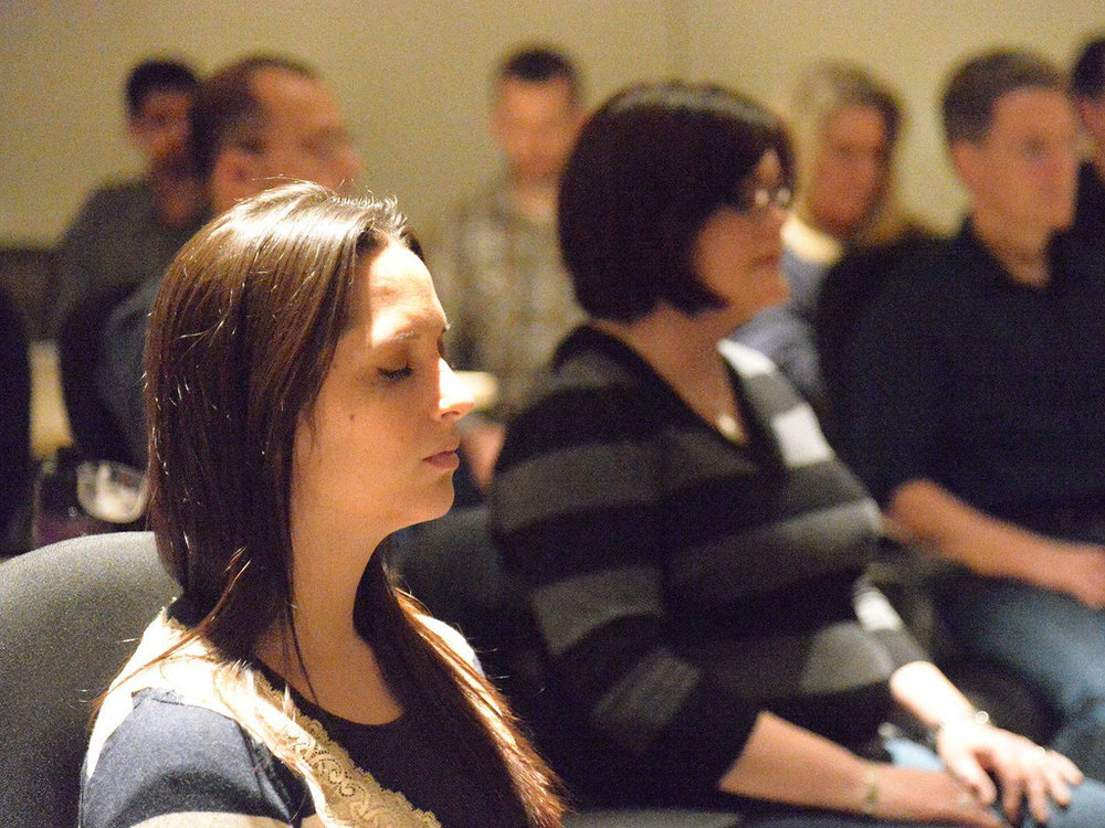 Intel Engineers Meditating | by IntelFreePress | Image Copyright: Flickr.com