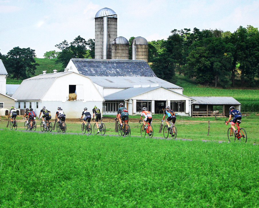 Farm to Fork Fondo – Pennsylvania Dutch Will Return to Lancaster in 2017