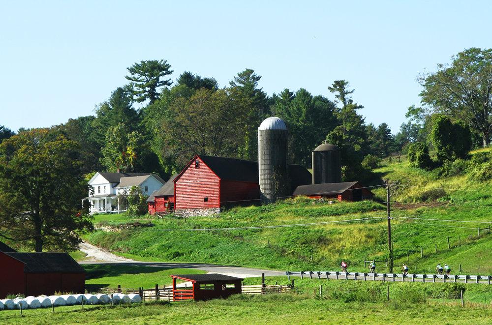 Berkshires Farm to Fork Fondo