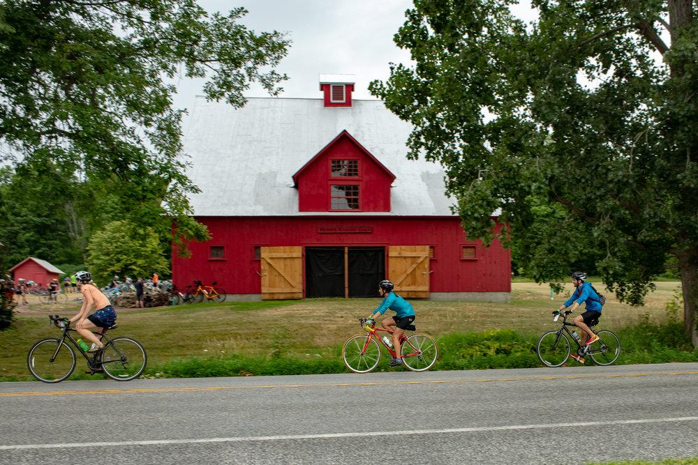 2018 Farm to Fork Fondo - Champlain Islands