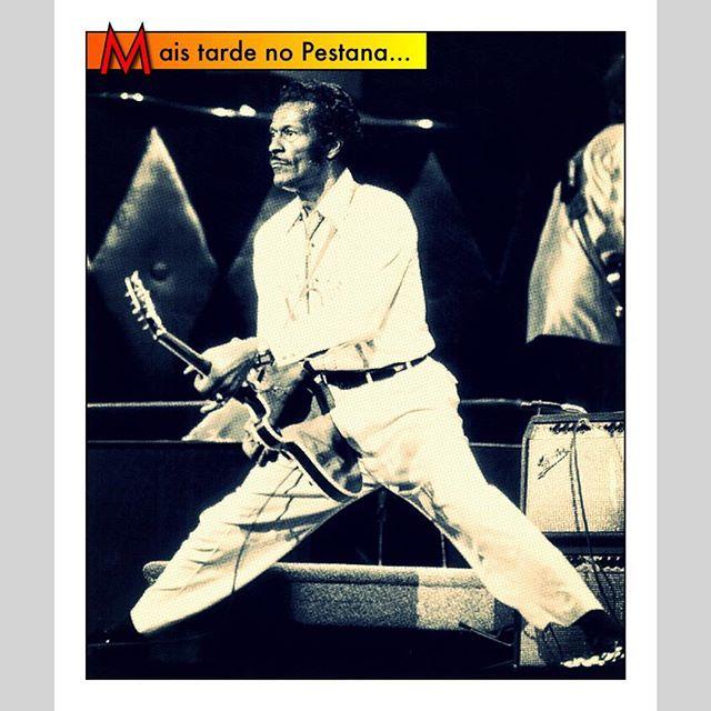 Hoje tem guitarras, banda e @paolamarinho e @teccaf no Pestana! #celsofonseca #jazz #r&b #blues #dancefloor #fun #concert #pestanapalace