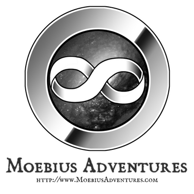 Moebius Adventures has some really good blog posts and even sells some PDF products. Please head on over and let him know we sent you.