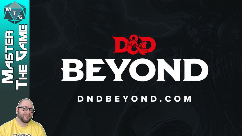 Master the Game D&D Beyond