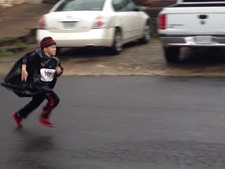(Please Excuse the Blurry Photo-- I'm such a such a proud mama, and this is one of my favorite pictures of him from a race this year taken on my iPhone.)