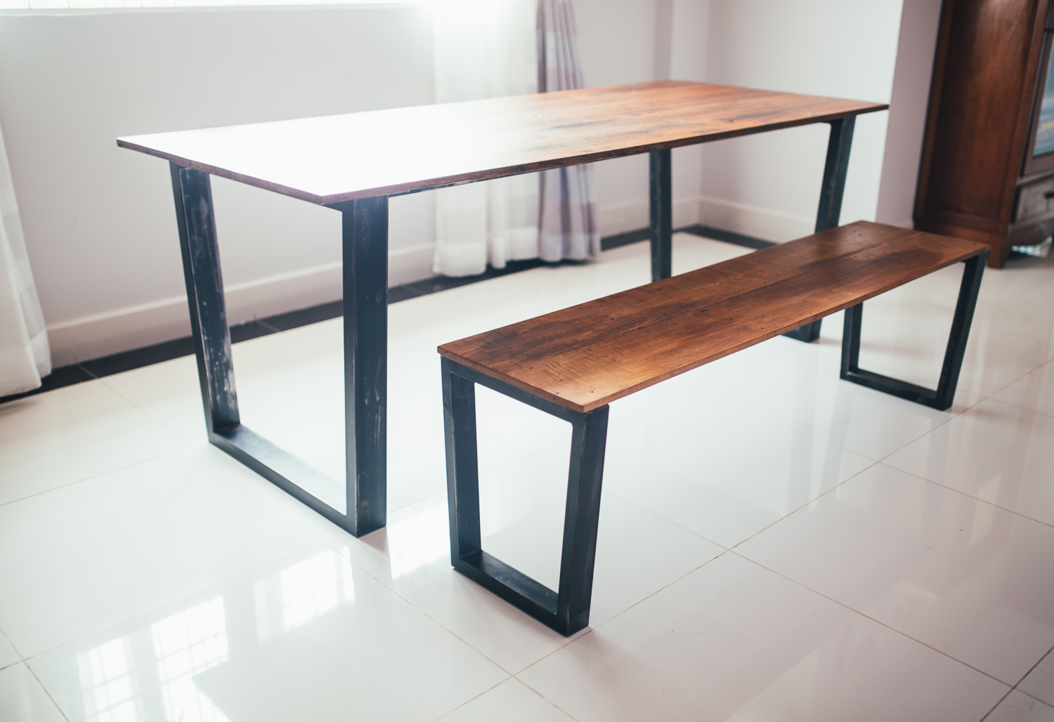 Minimalist Table Minimalist Table Alchemy Design Co