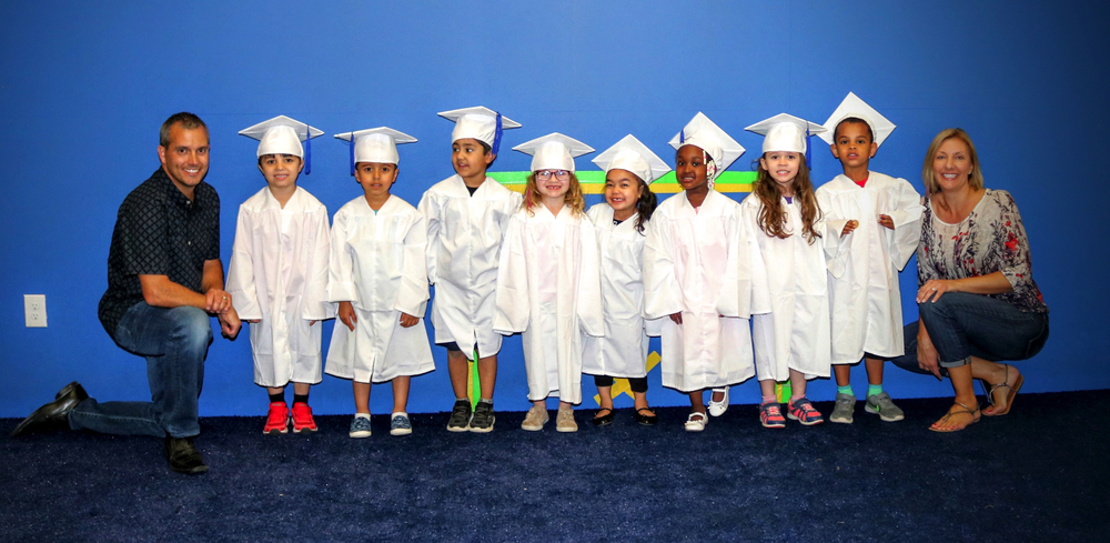 Click to see our 2016 Preschool Graduates