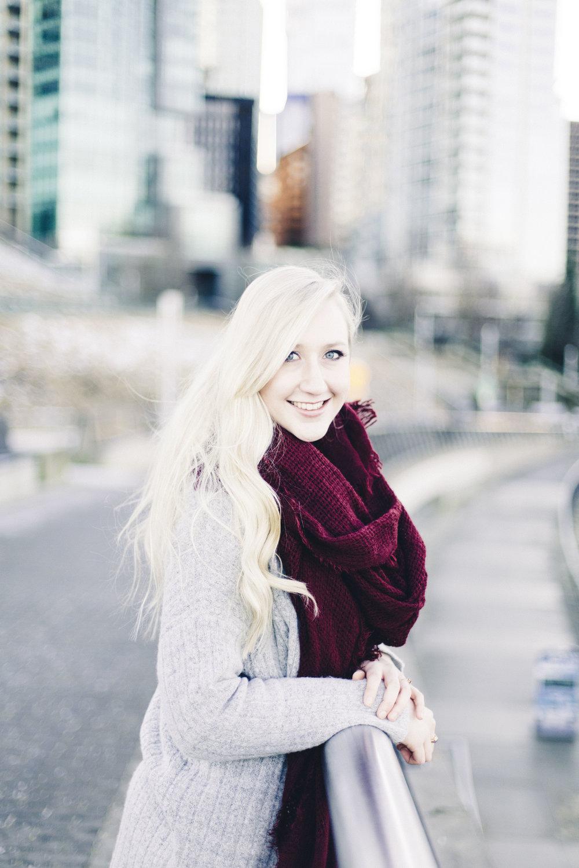 Victoria Senges, Graphic Designer and Founder of V Shop Stationery Shop Vancouver