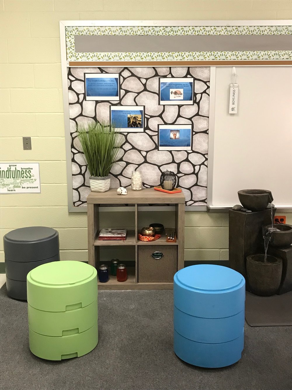 CCES, Mindfulness Room