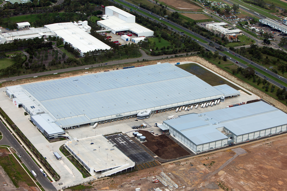 METCASH DISTRIBUTION CENTRE, HUNTINGWOOD