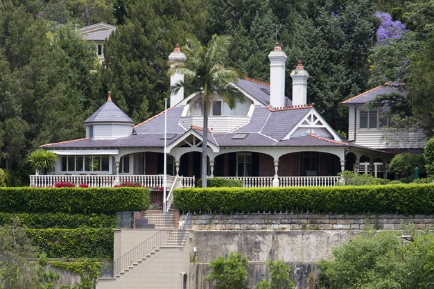HARSTON HOUSE, MOSMAN