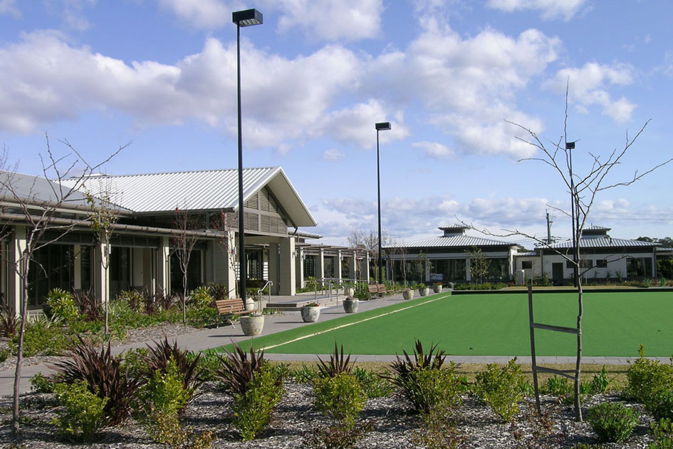 ANTEGRA COMMUNITY FACILITIES, LEPPINGTON