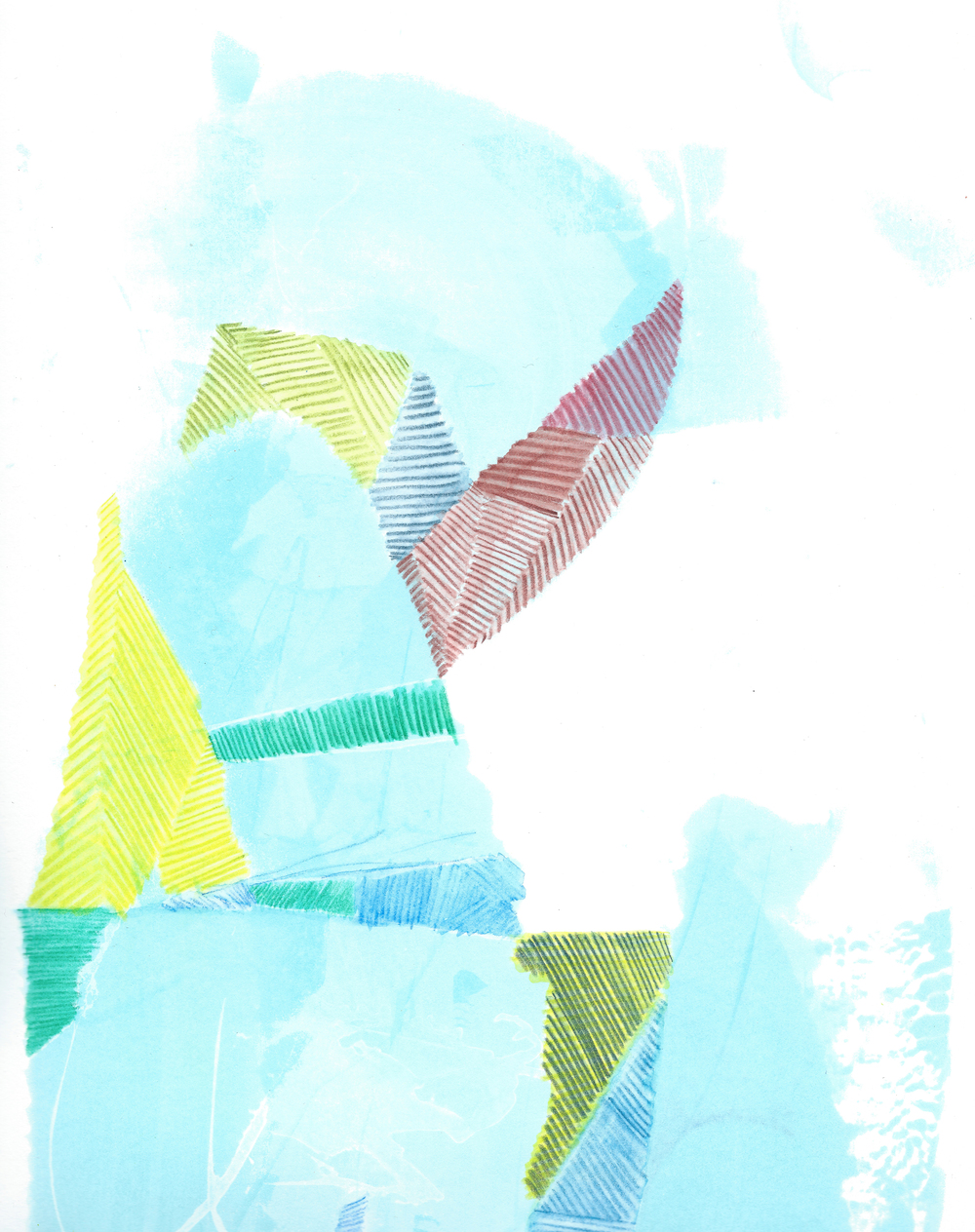 Landscape in teal and chartreuse sqs.jpg
