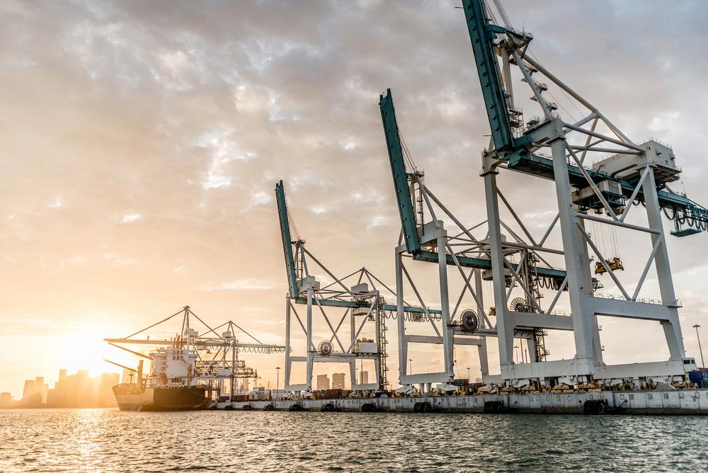 Maritime Security, Seaport Security