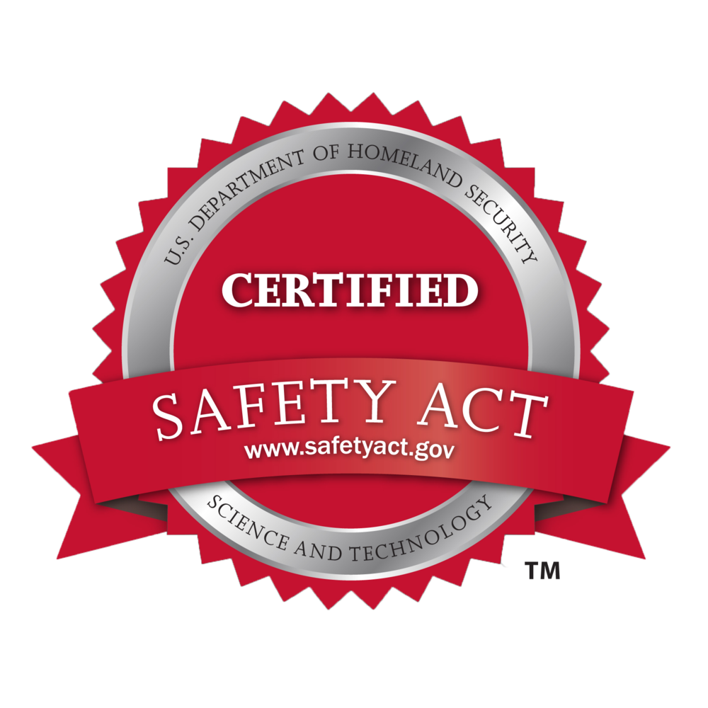 ARES Security SAFETY Act Certified