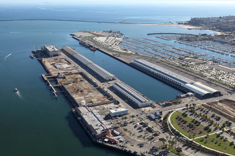 Seaports -