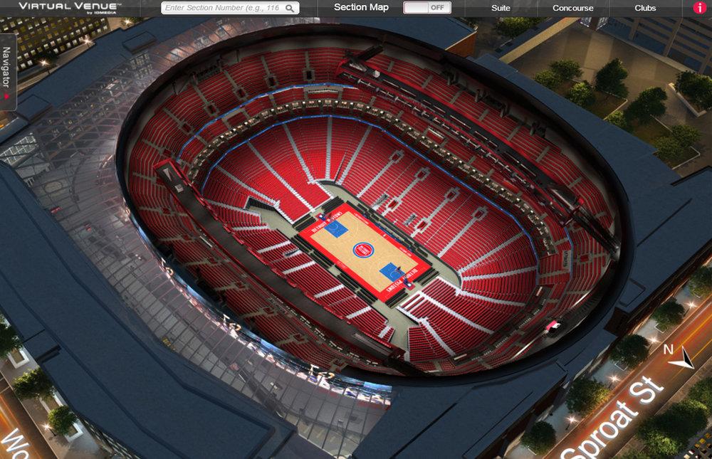 Sports & Entertainment Venues -