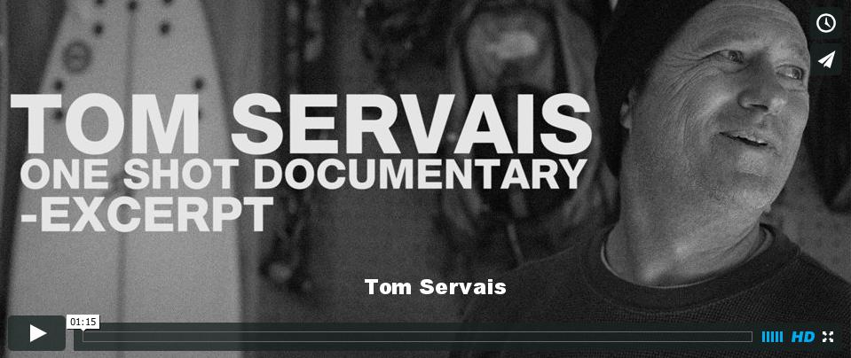 Tom Servais - Excerpt